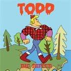 TODD Big Ripper album cover