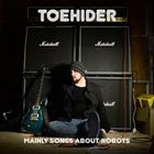 TOEHIDER Mainly Songs About Robots album cover