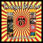 TOKYO BLADE Knights of the Blade album cover