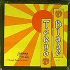 TOKYO BLADE Lightning Strikes album cover