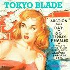 TOKYO BLADE No Remorse album cover