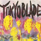 TOKYO BLADE Tokyo Blade album cover