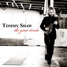 TOMMY SHAW The Great Divide album cover