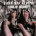TONY MACALPINE Edge Of Insanity album cover