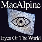TONY MACALPINE Eyes Of The World album cover