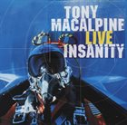 TONY MACALPINE Live Insanity album cover
