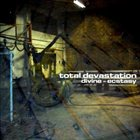 TOTAL DEVASTATION Divine - Ecstasy album cover