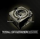 TOTAL DEVASTATION Reclusion album cover