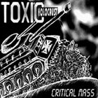 TOXIC HOLOCAUST Critical Mass album cover