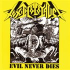TOXIC HOLOCAUST Evil Never Dies album cover
