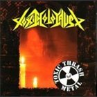 TOXIC HOLOCAUST Toxic Thrash Metal album cover