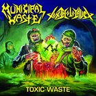 TOXIC HOLOCAUST Toxic Waste album cover