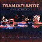 TRANSATLANTIC Live in America album cover