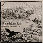 TREBLINKA Ihmisyyden Taideteos? album cover
