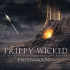 TRIPPY WICKED & THE COSMIC CHILDREN OF THE KNIGHT Underground album cover