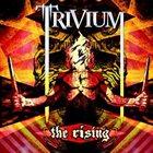 TRIVIUM The Rising album cover