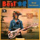 TRUST Metal Buccaneers - The Best Music Collection album cover