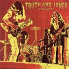 TRUTH AND JANEY Erupts! album cover