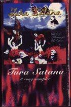 TURA SATANA 3 Song Sampler album cover