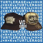 TURTLE RAGE Turtle Rage vs J.H.K. album cover