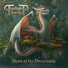 TWILIGHT FORCE Dawn of the Dragonstar album cover