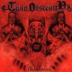 TWIN OBSCENITY Bloodstone album cover