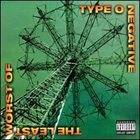TYPE O NEGATIVE The Least Worst Of album cover