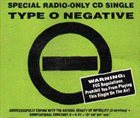 TYPE O NEGATIVE Unsuccessfully Coping With the Natural Beauty of Infidelity album cover