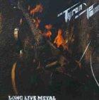 TYRAN' PACE Long Live Metal album cover