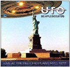 UFO Big Apple Encounters album cover