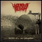 ULCEROUS PHLEGM Phlegm as a Last Consequence album cover