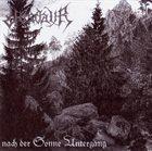 ULFSDALIR nach der Sonne Untergang album cover
