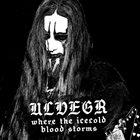 ULVEGR Где крови льдяной шторм (Where the Icecold Blood Storms) album cover