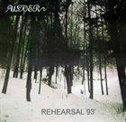ULVER Rehearsal 1993 album cover
