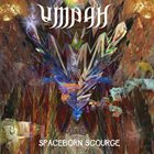 UMBAH Spaceborn Scourge album cover