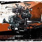 UNDER THE PLEDGE OF SECRECY The Convoluted Line album cover