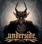 UNDERSIDE Satan In Your Stereo album cover