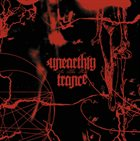 UNEARTHLY TRANCE In The Red album cover
