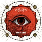 UNHOLD Here Is The Blood album cover