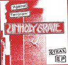 UNHOLY GRAVE Against Terrorism album cover