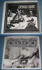 UNHOLY GRAVE Consumed / Silencer Surgery album cover