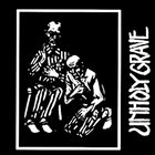 UNHOLY GRAVE Crucified album cover