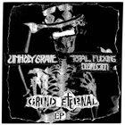 UNHOLY GRAVE Grind Eternal album cover