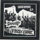UNHOLY GRAVE Grind Freaks album cover
