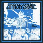 UNHOLY GRAVE Mad World / Real Evil album cover
