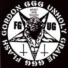 UNHOLY GRAVE Peace And Hustle album cover