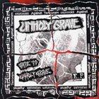 UNHOLY GRAVE Sick Life / Gate To Unholy Grave album cover