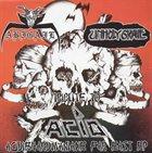 UNHOLY GRAVE Tribute to ACID album cover