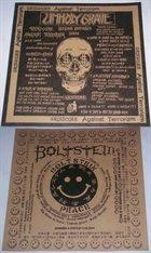 UNHOLY GRAVE Unholy Grave / Bolt Stein album cover