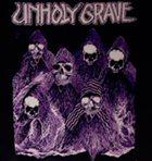 UNHOLY GRAVE Unholy Grave / Morbidity album cover